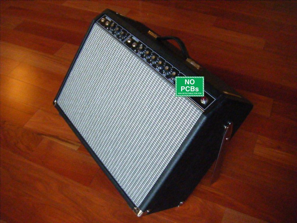 Tube-Tone Amplifiers