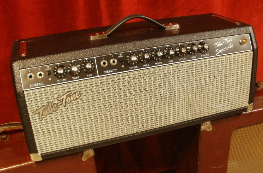 amp Vintage kits guitar overhaul